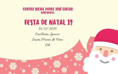 FESTA NATAL 2019