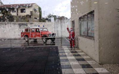 Visita do Pai Natal